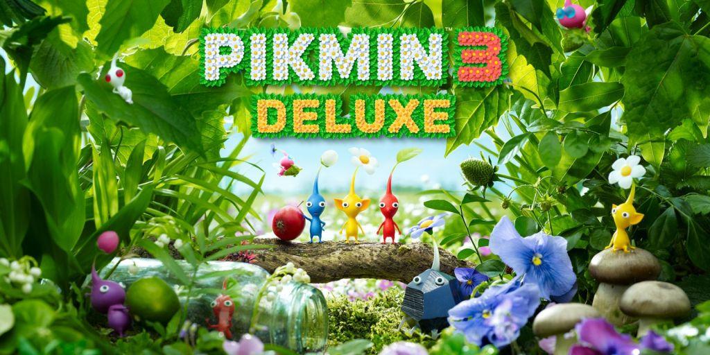 Pikmin 3 Deluxe – Otra oportunidad para disfrutar de los mejores Pikmin