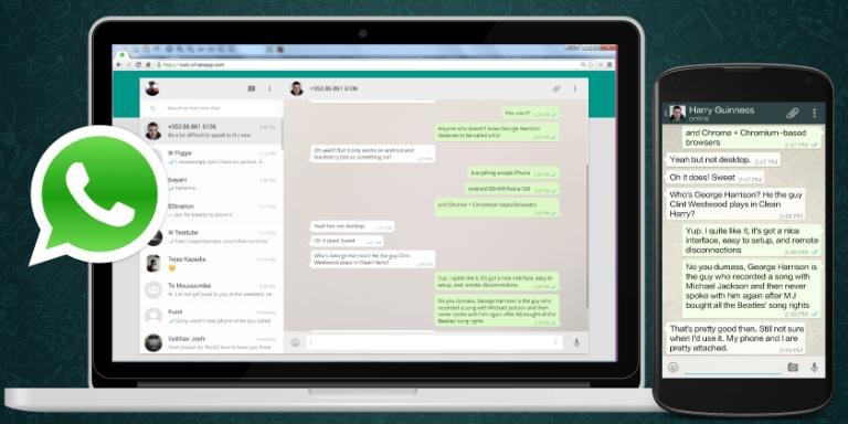 Por qué no puedes usar WhatsApp web en Windows 10