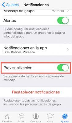 Previsualización en WhatsApp