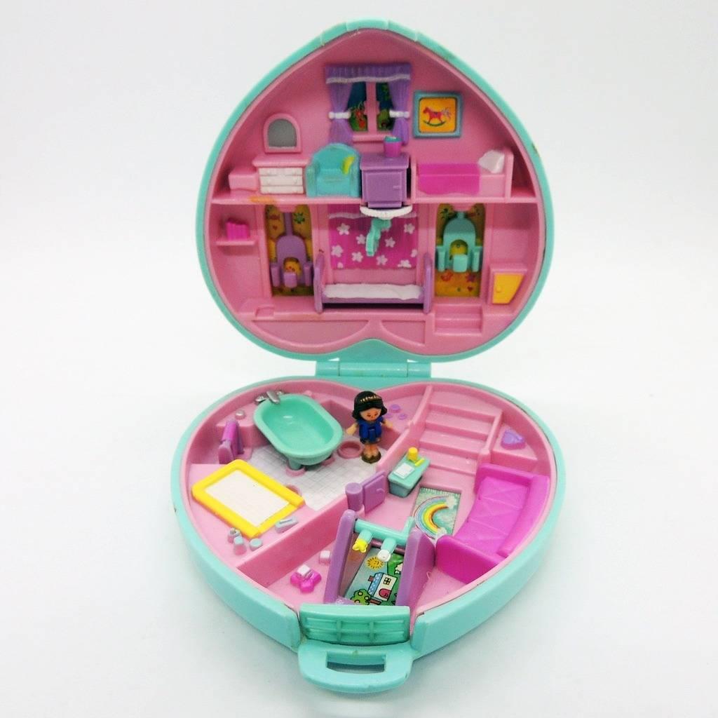 Primeras Polly Pocket, juguete de los 90
