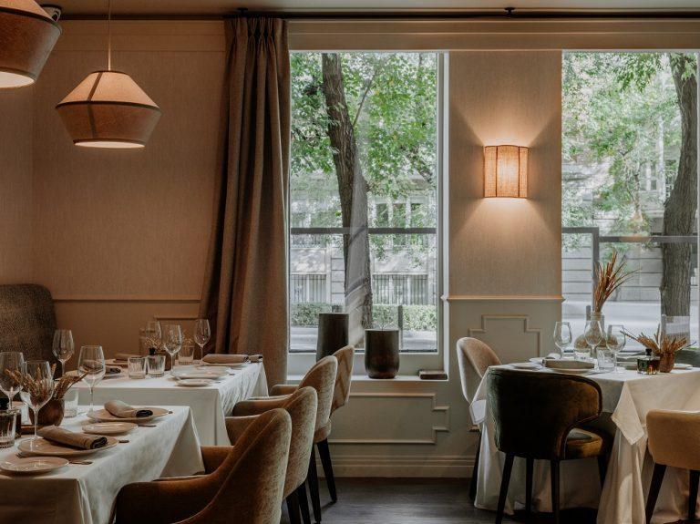Prístino, la casa de comidas con alma de bistró francés