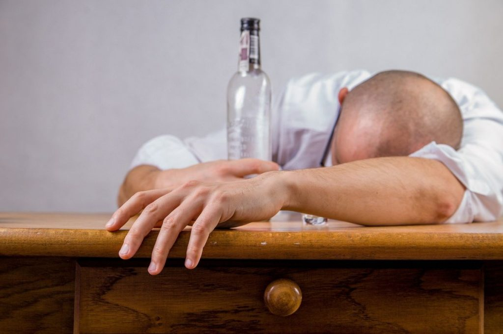 Asimilación del alcohol en el organismo