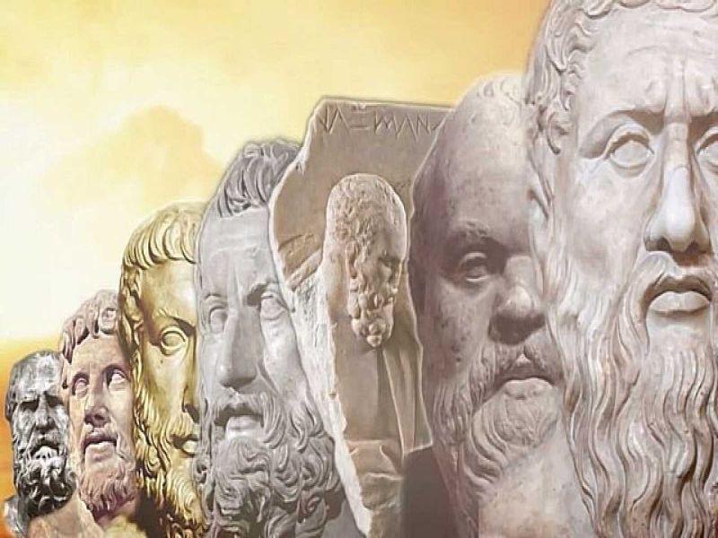 ramas de la filosofía
