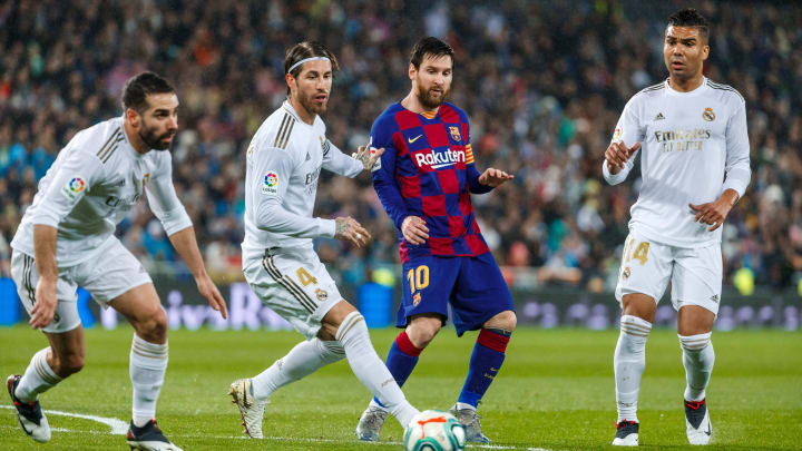 Real Madrid / Barcelona