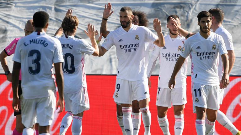 El Real Madrid no levanta cabeza