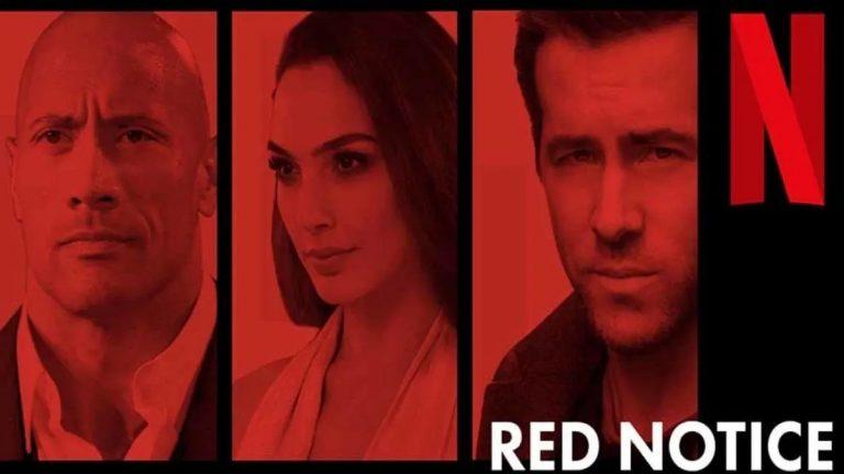 Red Notice: todo lo que sabemos de la joya de Netflix