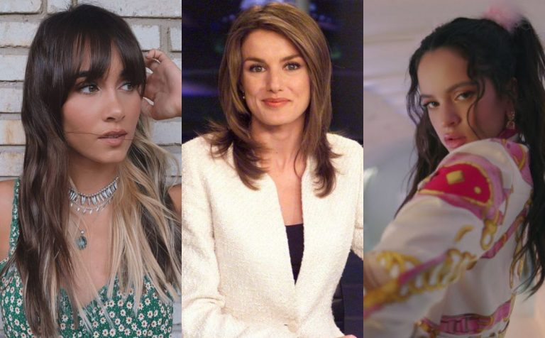 La reina Letizia, Aitana, Rosalía.. Eran fans y ahora son más conocidos que sus ídolos
