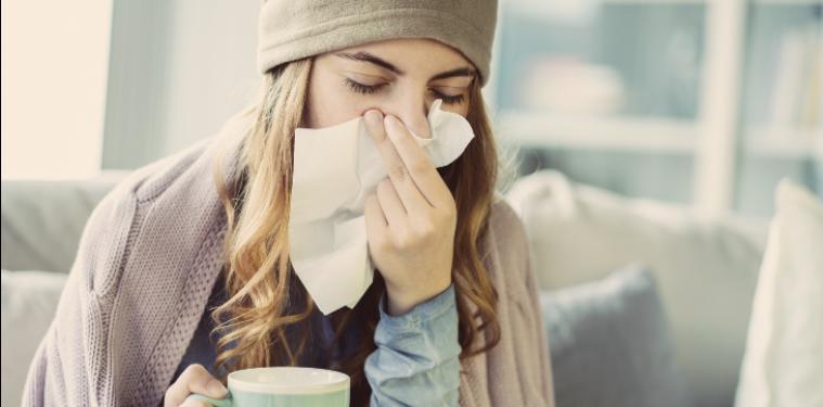 Remedios naturales que frenan la gripe y los resfriados