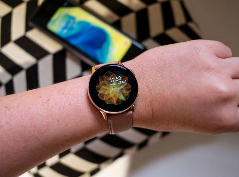 Samsung Galaxy Active2, así es el mejor reloj de Samsung