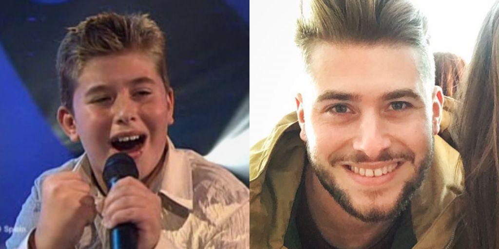 Sergio Eurovisión Junior