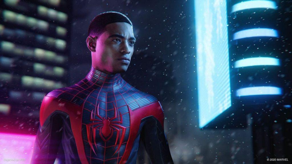 Marvel's Spider-Man Miles Morales - Bienvenido a NY, Miles
