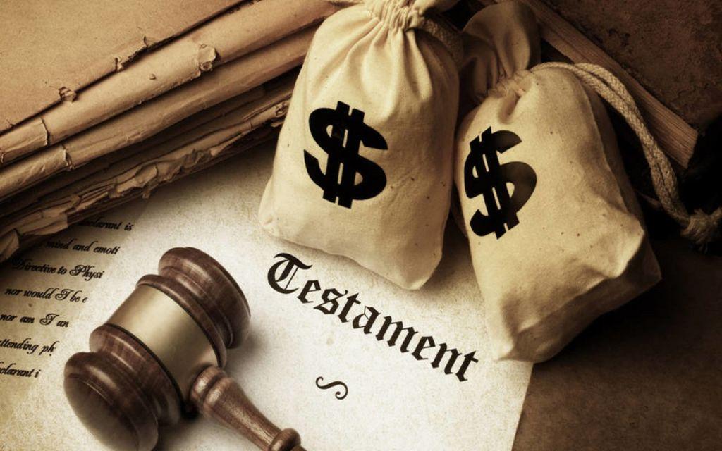 Puedes solicitar en la notaría una herencia a beneficio de los bienes