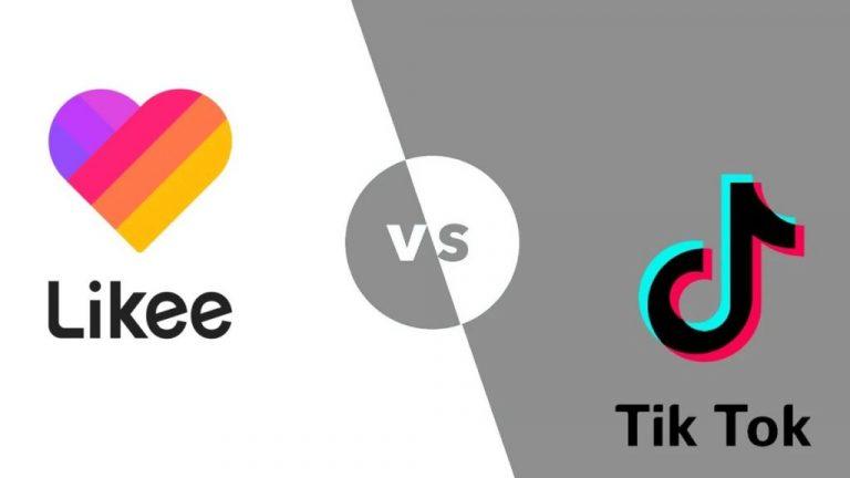 TikTok o Likee, ¿cuál es la app de moda que más triunfa?