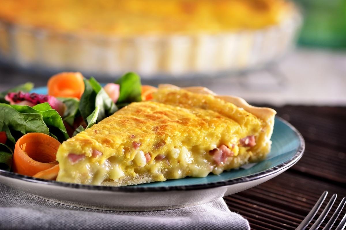 Tips para hacer quiché de jamón y queso
