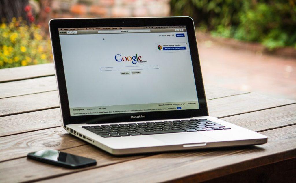 Un lanzamiento con Google Chrome que ha causado furor