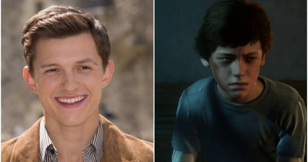 'Uncharted' con Tom Holland