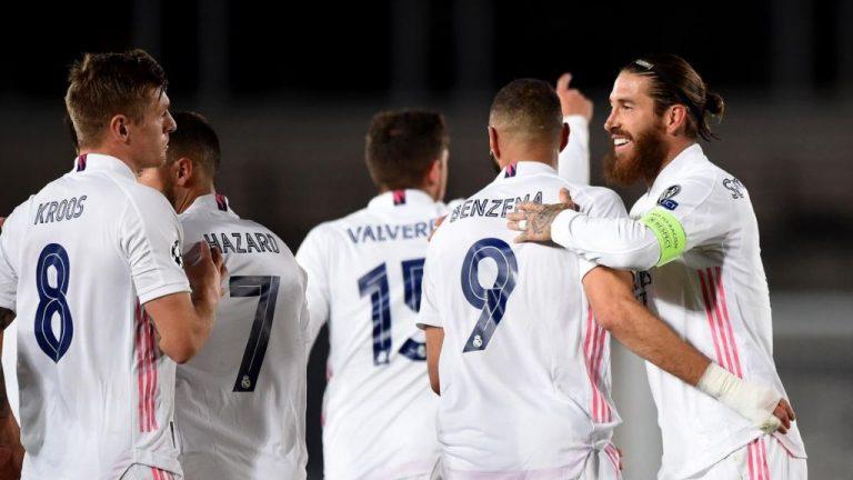 Valencia 4- Real Madrid 1, y Benzema lesionado
