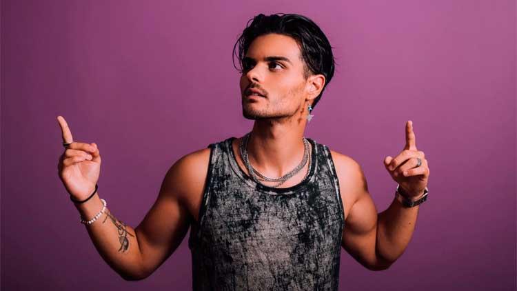 Abraham Mateo presenta 'Ni Te Imaginas', su nuevo single