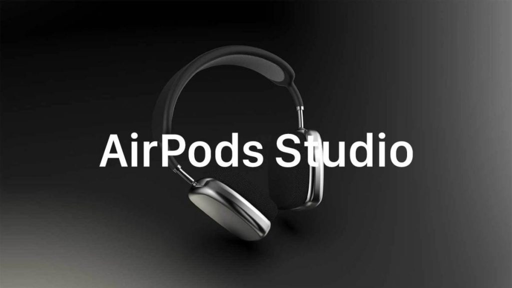 airpods studio apple