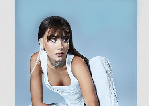 La cantante Aitana presenta su segundo disco «11 razones»
