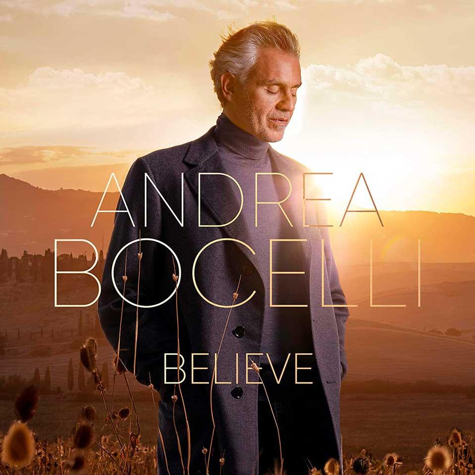 Andrea Bocelli Believe