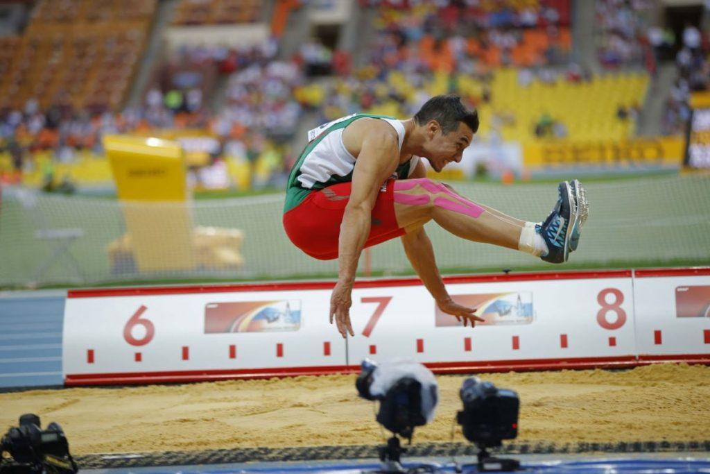 Salto de longitud y salto triple