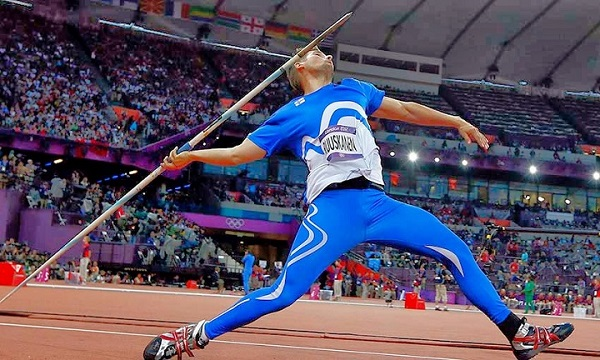 Lanzamientos en el atletismo