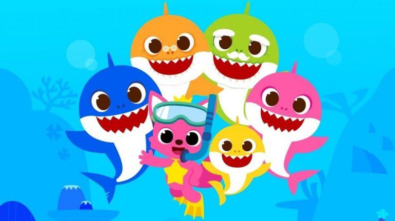 'Baby Shark', el vídeo de YouTube que ha fulminado al 'Despacito' de Luis Fonsi