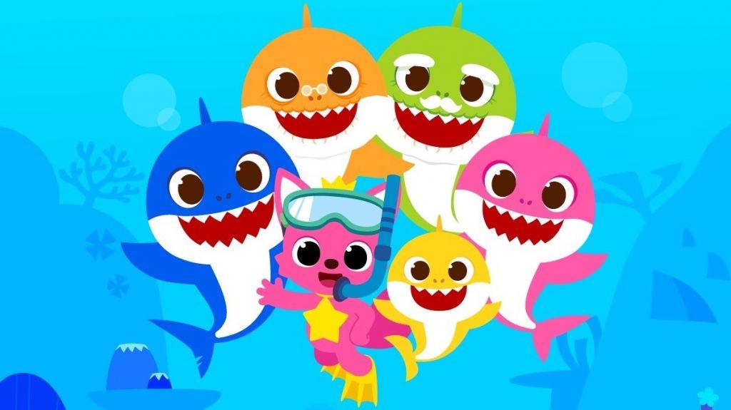'Baby Shark', el video de YouTube que ha derribado 'Despacito' de Luis Fonsi