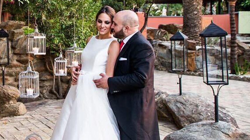 Foto de la boda entre Kiko e Irene, subida por esta última a su Instagram.