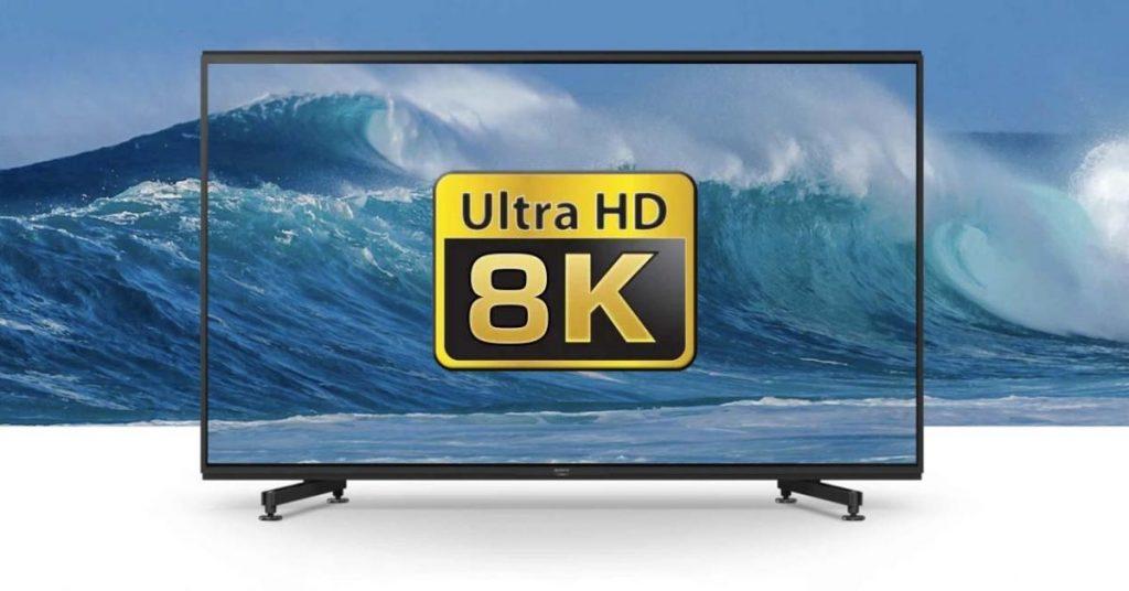 calidad smart tv 8k
