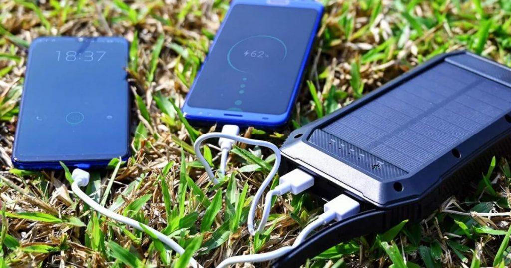 caracteristicas powerbank de carga solar