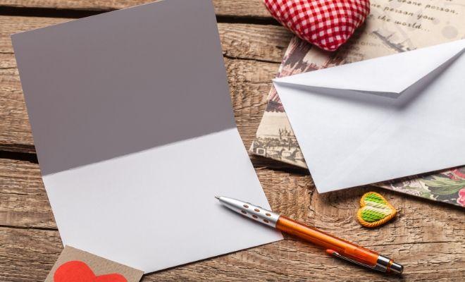 Razones para escribir una carta de amor