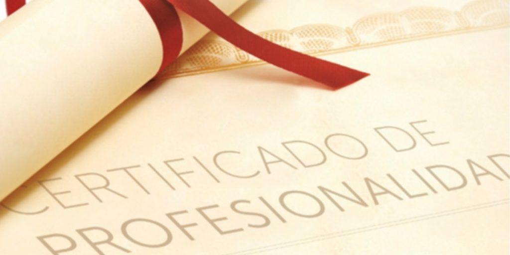 Beneficios del certificado de profesionalidad