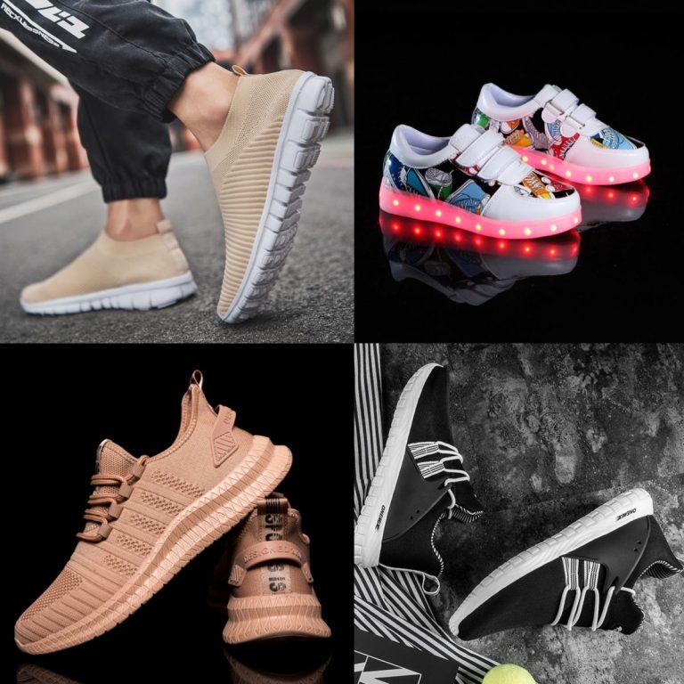 Aliexpress: zapatillas de menos de 20€ que son un éxito de ventas
