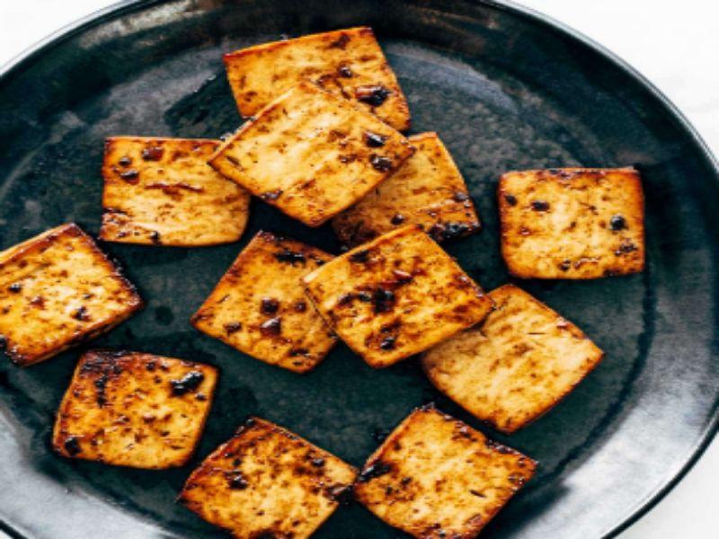 tofu asado