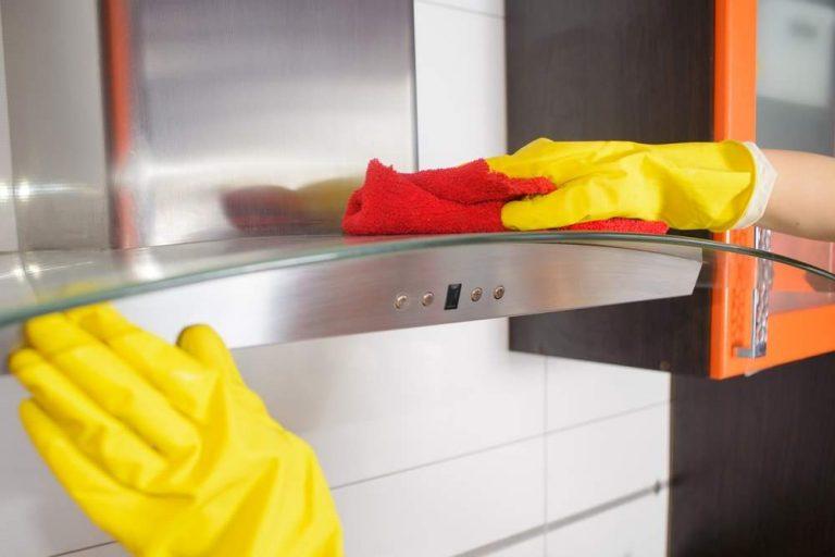 Cómo limpiar acero inoxidable