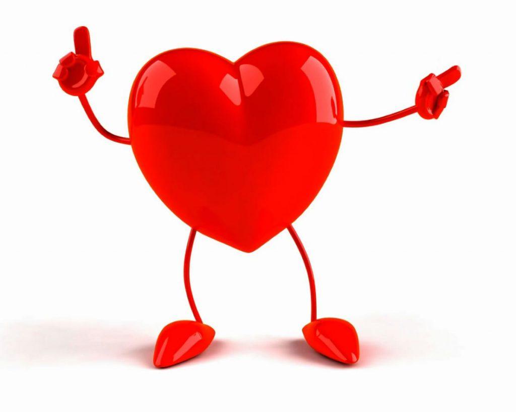 Nuestro corazón disfruta bailando