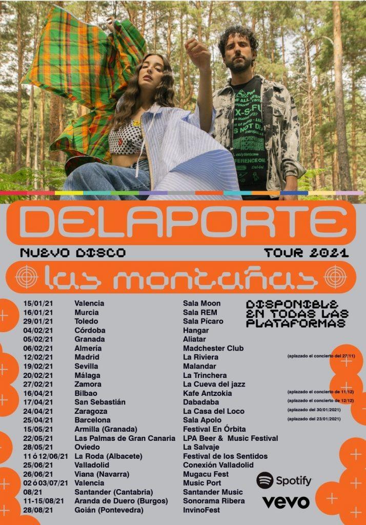 Delaporte Las Montañas GIRA