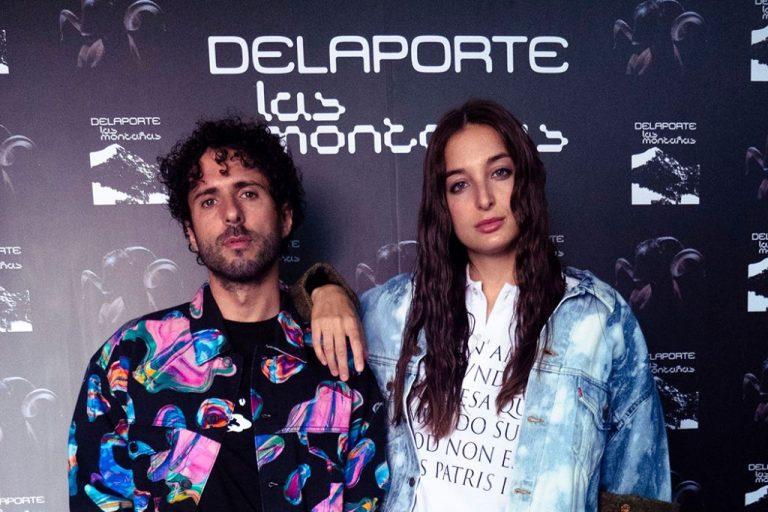 "Delaporte presenta ""Las Montañas"""