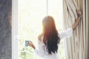 Despertar con la luz del sol
