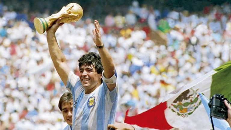Sin discusión: por qué Maradona es el mejor jugador de fútbol de la historia