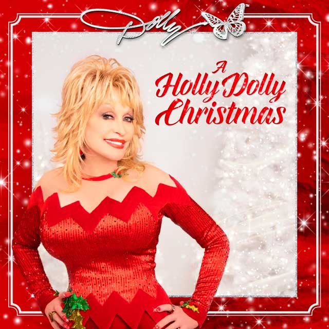 DOLLY PARTON A HOLLY DOLLY CHRISTMAS