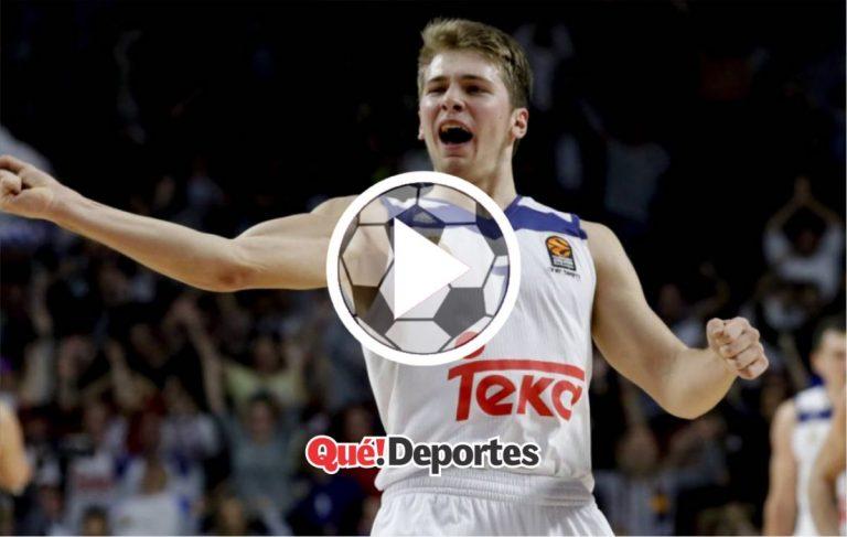 Por esto llegó a la NBA: El joven Luka Doncic