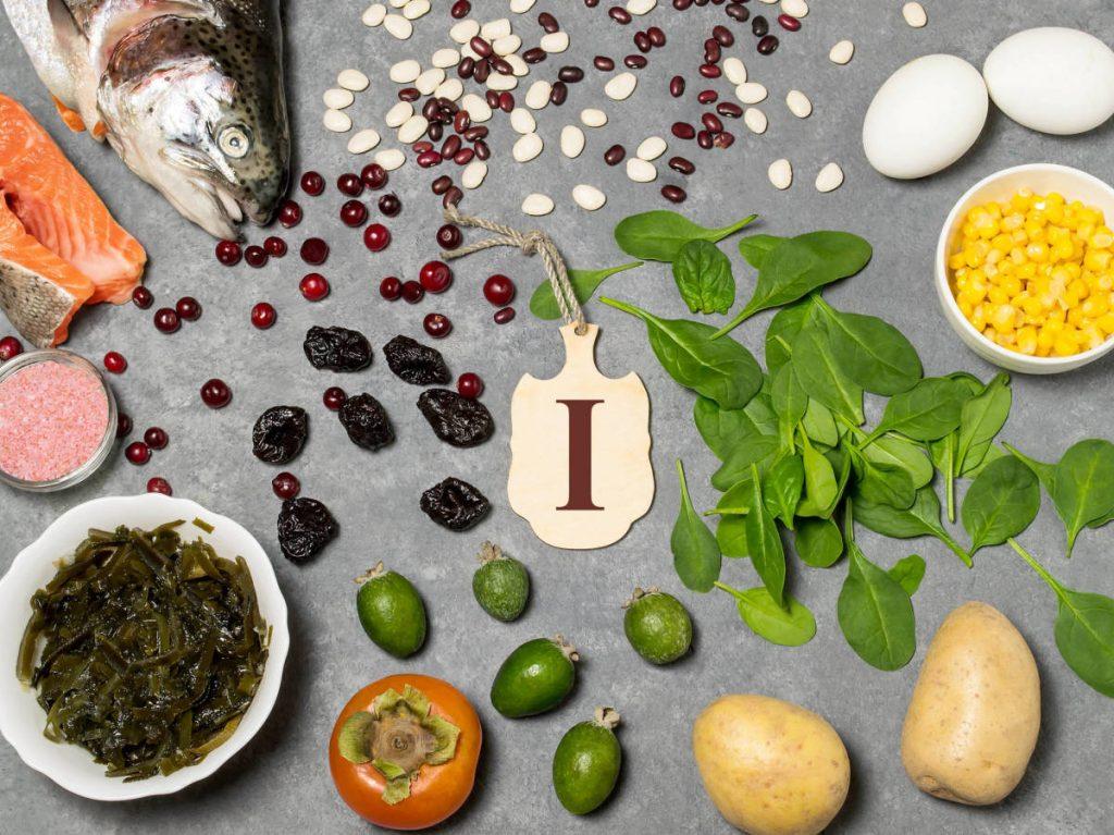 Alimentos ricos en yodo que protegen la tiroides