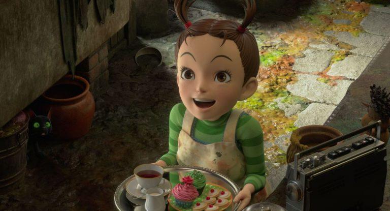 'Earwig y la bruja', la nueva creación de Studio Ghibli, llega en 2021