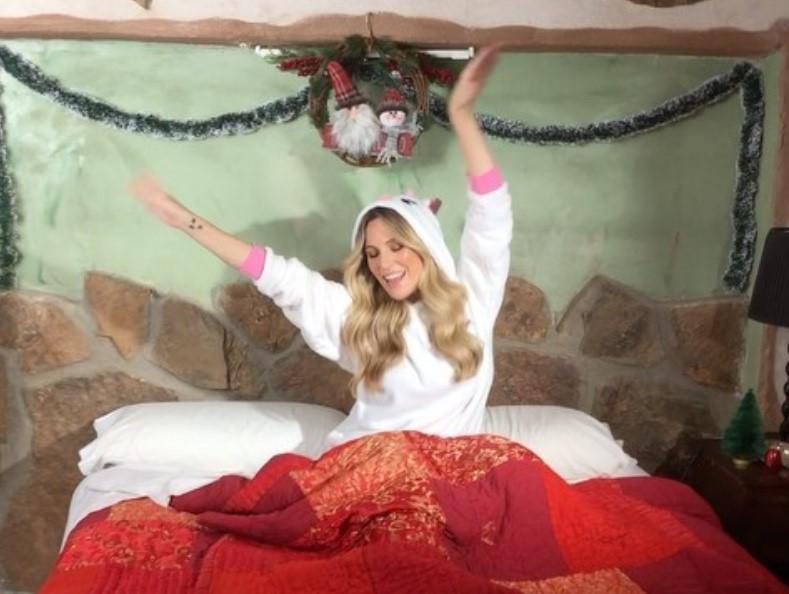 Edurne presenta 'Siempre es Navidad contigo', su sencillo navideño