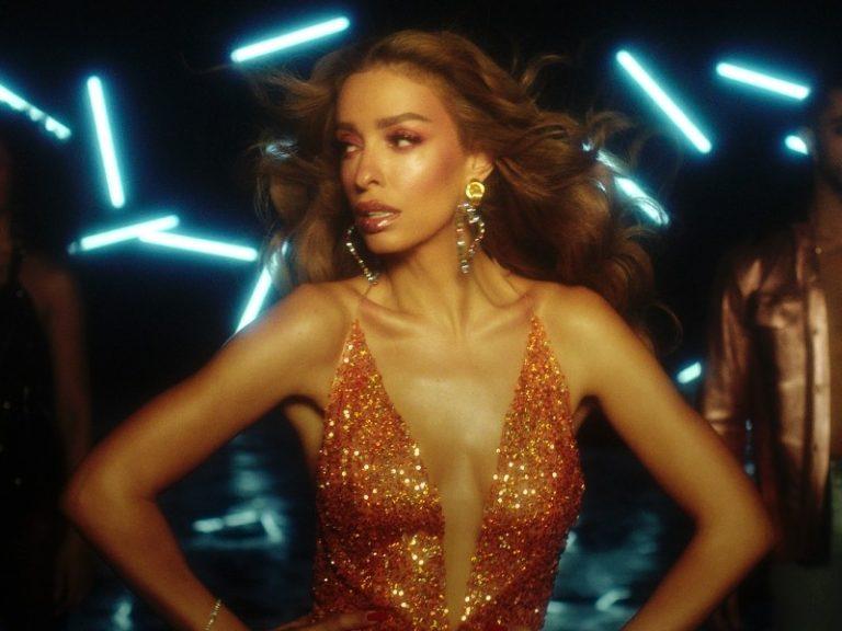 Eleni Foureira tiene nuevo single: 'Light it up'