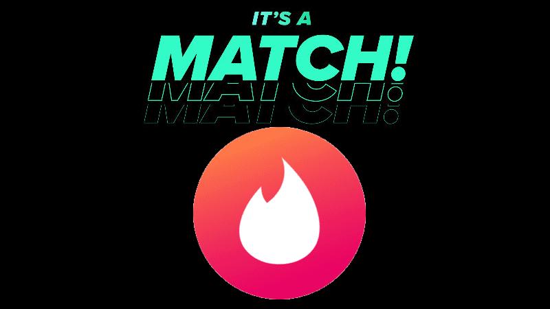 Al final es lo más demandado de Tinder: el 'match'.