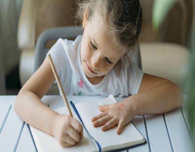 escribir a mano clave
